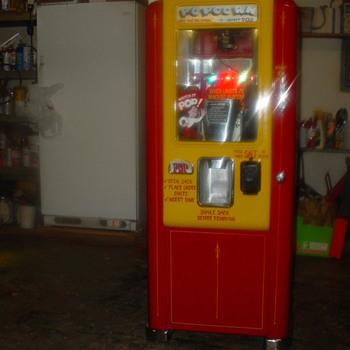 1948 Minit Pop Popcorn Machine - Coin Operated