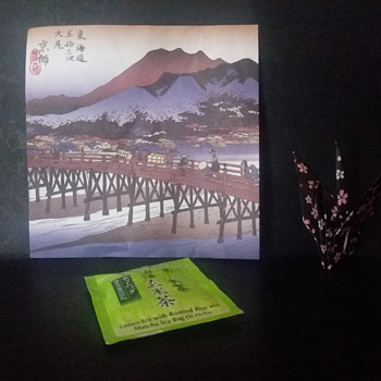 Small gifts from Japanese online auction sellers - Asian