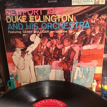 Duke and his 88Keys on 6Eye at331/3 - Records