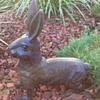 Cast Iron Rabbits
