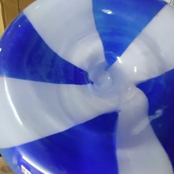 Italian Genie Bottle - Art Glass