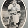 Personalized Mickey Mantle photo