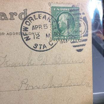 Post 1905  - Postcards