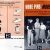 More Pins, More Fun - Brunswick Bowling Booklet 1962