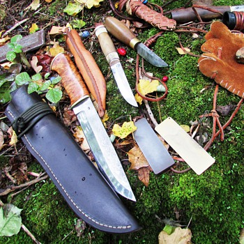 Knives in the Woods: Göran Enocksson Blade - Tools and Hardware
