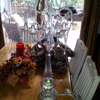 Gorgeous prism lamp