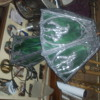 green slag lamp would like to knw more about it please value date made