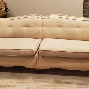 1960s Sofa - Furniture