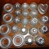 25 Jello molds