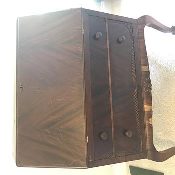 Should I paint grandmas desk? - Furniture