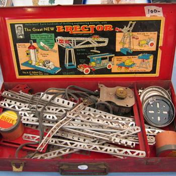 Erector Set - Toys