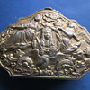 MY FAVOURITE ANTIQUE SILVER GILT SNUFF BOX
