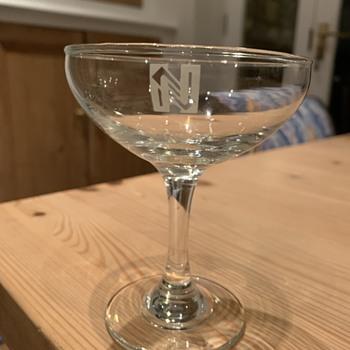 Champagne saucers - Glassware