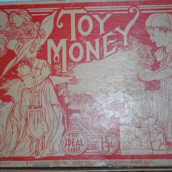Teaching money kit