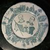 Mexican Commemorative Plate - Porfirio Diaz and ? - Wood & Sons, England