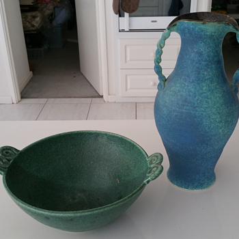 Dixie Butler Pottery  - Pottery
