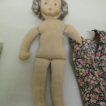 Pretty doll - Dolls