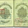 North Vietnamese Diplomatic visa from Beijing -  1956 Romanian Diplomatic passport