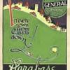Original illustration painting  for General Gasoline