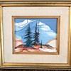 Mt. Hood Watercolor?