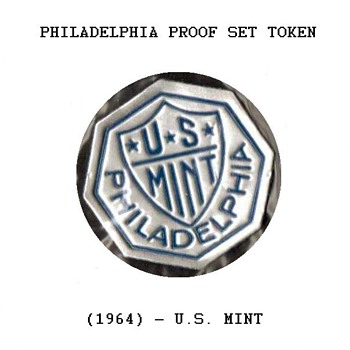 U.S. Proof Set Token - Philadelphia Mint - US Coins