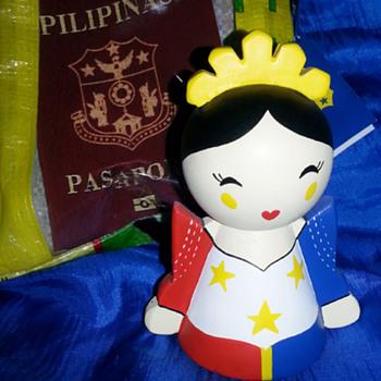 PINOYKESHI w/ Passport from the Philippines