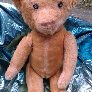 Antique Teddy Bear  - Dolls