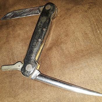 KA-BAR RIGGING KNIFE - Tools and Hardware