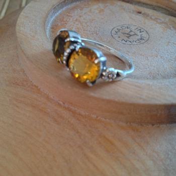 The Bug Eye ring - Fine Jewelry
