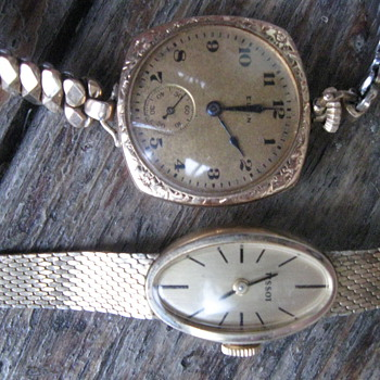 Grandmother's Elgin, Mother's Tissot