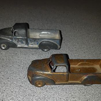 Help Identify - Model Cars