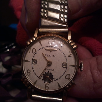 Elgin watch (Need more info please) - Wristwatches