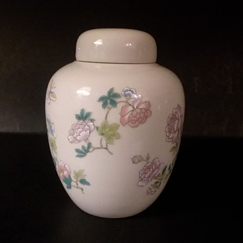 Takahashi Imports ginger jar, Japan - Asian