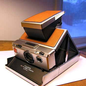 Polaroid SX-70 Alpha  **Amazing!