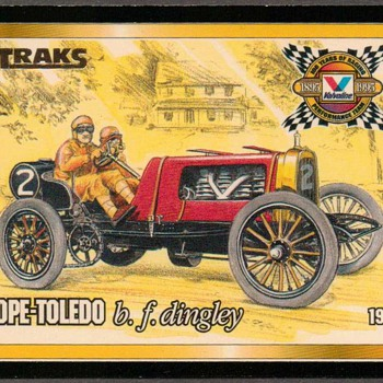 Valvoline Racing Oil - TRAKS Card - Classic Cars