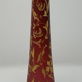 "Early Loetz ""Makart"" Orientalism Vase, ca. 1892 - Art Glass"