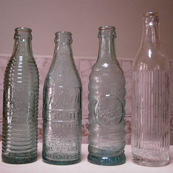 Glass Treasures - Bottles