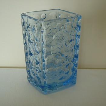Sklo Union Vase (2) by Jiri Brabec    .....for racer - Art Glass