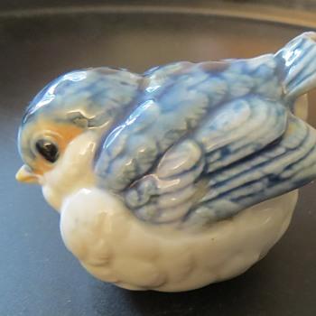 John Jenkins Porcelain Bird - Animals