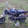 1975 Harley Davidson X - 90 Mini Bike