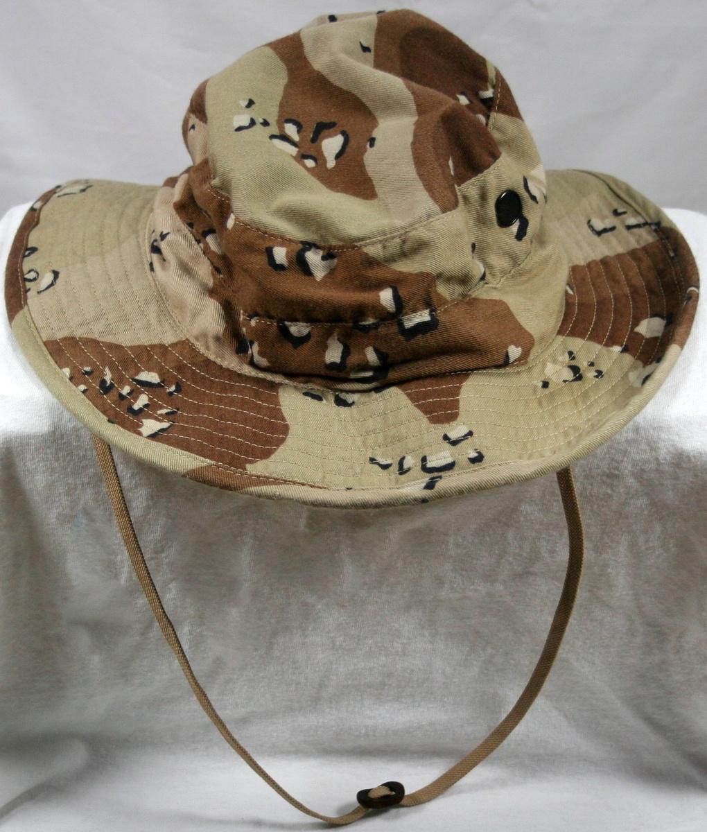 7e4b84e0 Original Desert Storm/Gulf War Boonie Hat US Military | Collectors Weekly
