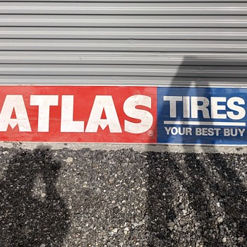 Atlas Tires - Petroliana