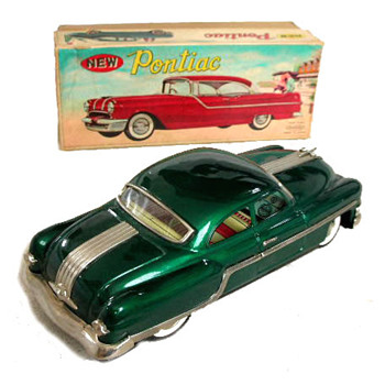 May the real Pontiac, please stand up? - Model Cars
