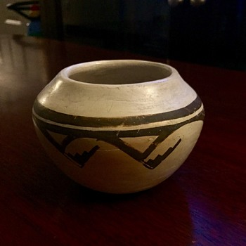 Please help with origin and age of this bowl - Native American