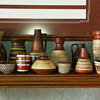 West German Pottery, my collection