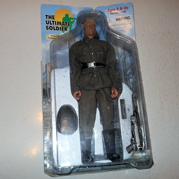 Ultimate Soldier WWII German Soldier Circa 2000 - Toys