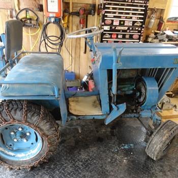 Mid 60's Pennsylvania Panzer Meteor Garden Tractor - Tractors