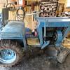 Mid 60's Pennsylvania Panzer Meteor Garden Tractor