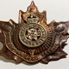 WW2 Cap Badge