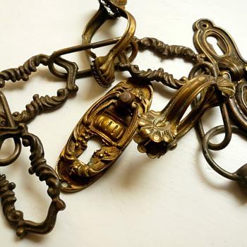 Vintage Costume Jewelry from Prague - Costume Jewelry